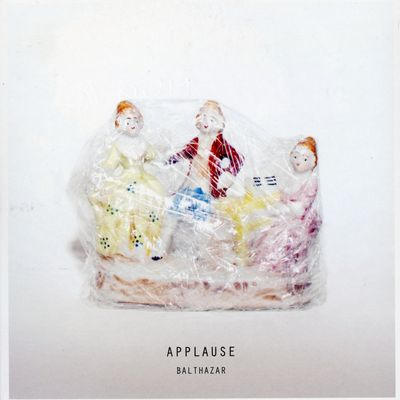 "Pochette de l'album ""Balthazar - Applause (Cd promo)"" par Balthazar"