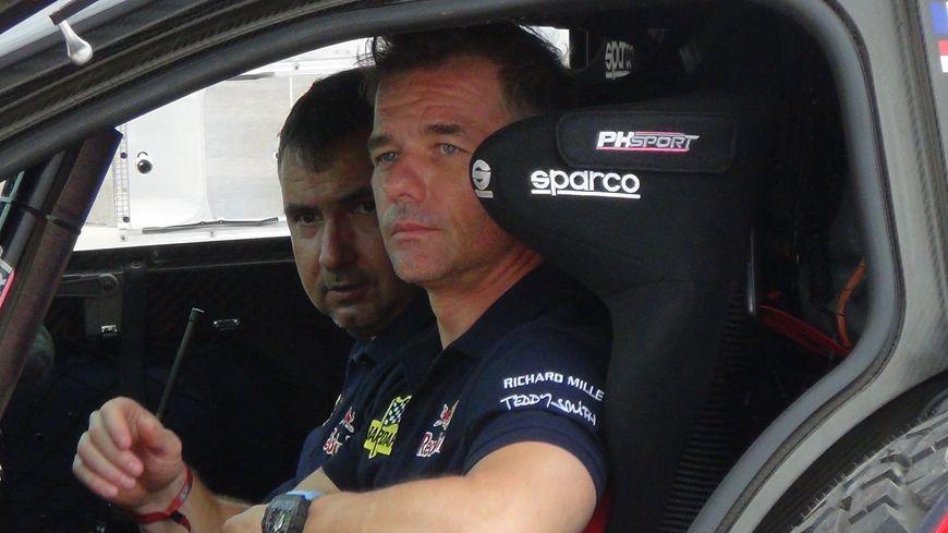 Sébastien Loeb sera une nouvelle fois associé à son fidèle copilote Daniel Elena.