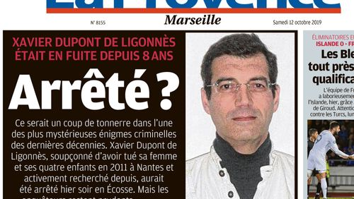 Affaire Xavier Dupont de Ligonnès : retour sur un scoop raté