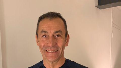 Rodolphe Garnier coureur dijonnais inscrit sur le marathon de New York