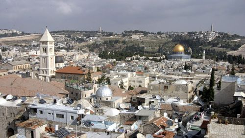 La Jérusalem terrestre des chrétiens (324-638), avec Michaël Jasmin