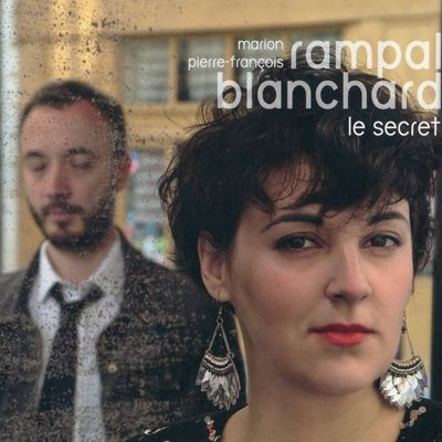 """Pochette pour """"Sans amour - Marion Rampal & Pierre Francois Blanchard"""""""