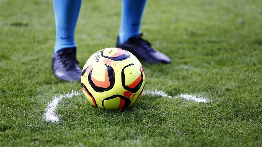 Le but de Niort Saint-Liguaire a été inscrit à la 89e minute de ce match du 6e tour de la Coupe de France