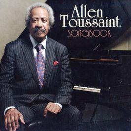 """Pochette de l'album """"Songbook"""" par Allen Toussaint"""