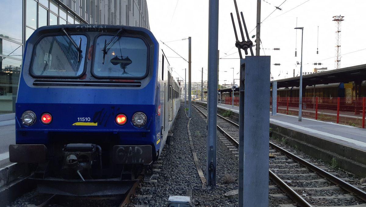 Trafic des TER très perturbé entre Belfort et Mulhouse