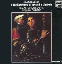 Zefiro torna de Claudio Monteverdi interprété par William Christie