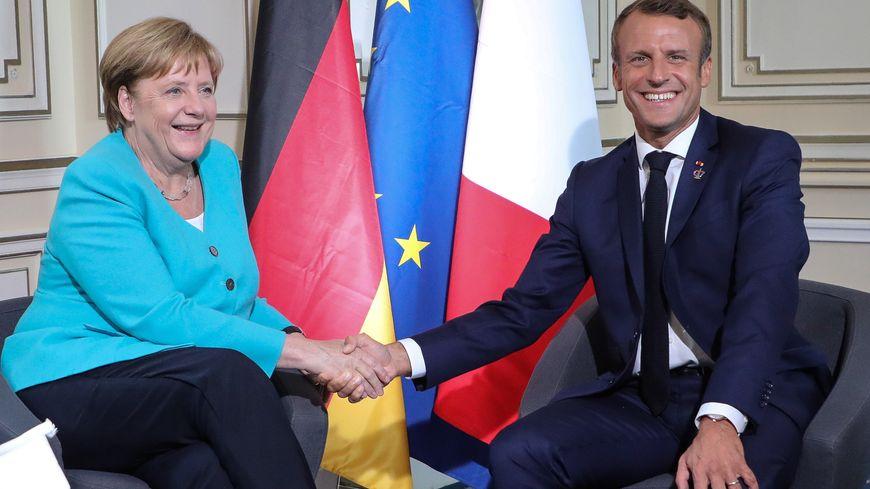 Angela Merkel et Emmanuel Macron se retrouvent le 16 Octobre pour un conseil des ministres franco-allemand à Toulouse