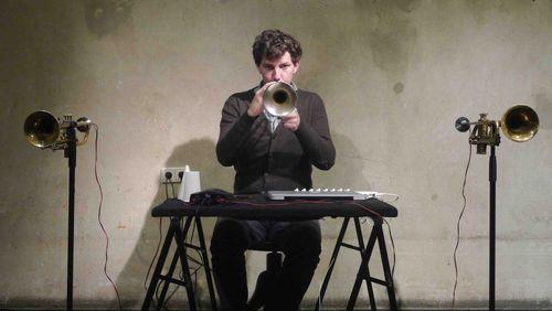 Louis Laurain, trompettiste d'aujourd'hui et du futur