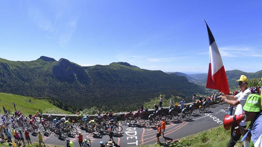 L'arrivée de la 14e étape de ce Tour de France 2020 sera jugée au Puy Mary dans le Cantal.