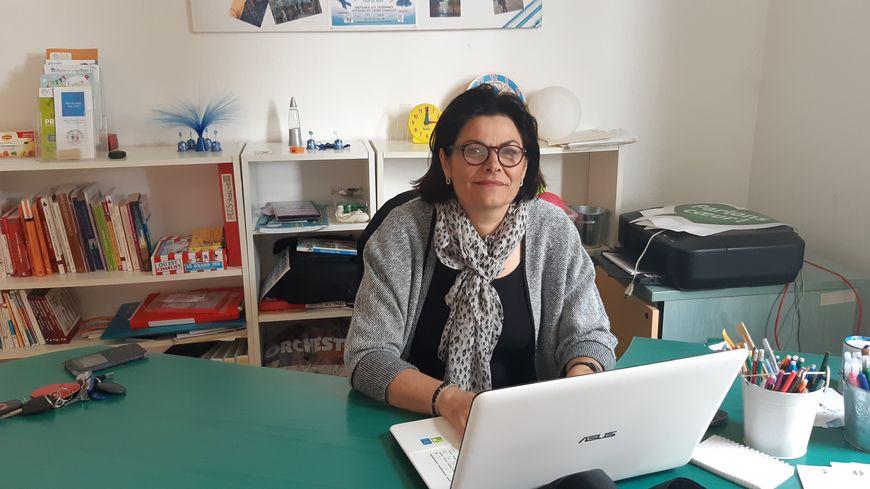 Roseline Cart-Tanneur est la présidente de l'association la maison de l'autisme 89