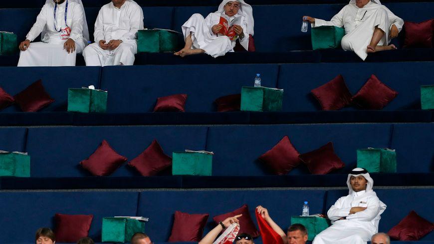 Khalifa Stadium à Doha, Qatar, 30 September 2019.