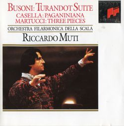 Turandot op 41 (suite d'orchestre) : Truffaldino (introduzione e marcia grotesca)