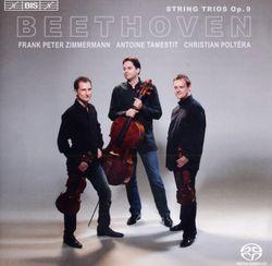 Trio à cordes n°5 en ut min op 9 n°3 : Scherzo - Trio Zimmermann