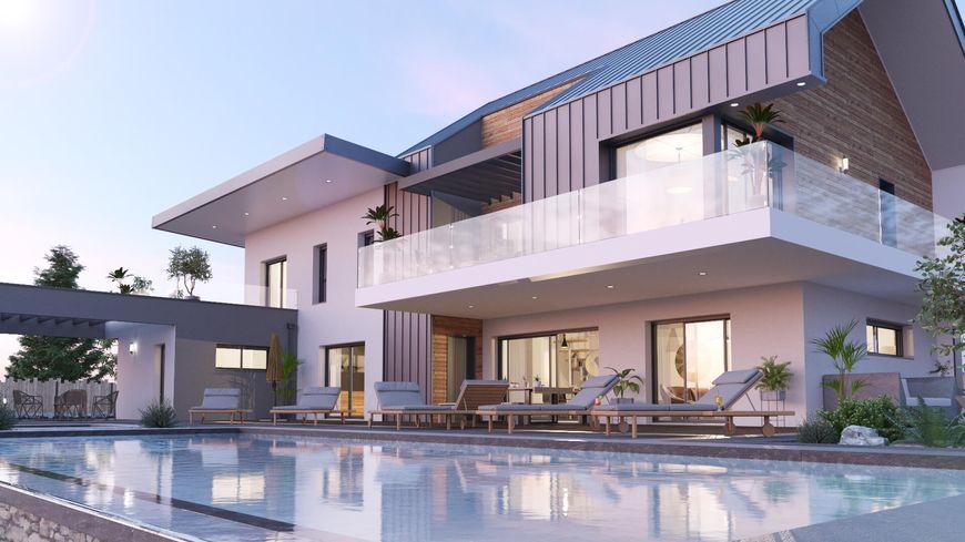 Barraco: constructeur de maisons contemporaines