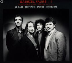 Quatuor n°1 en ut min op 15 : Scherzo - ERIC LE SAGE