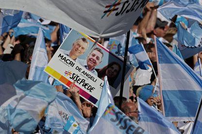 Élections présidentielles dans une Argentine en crise