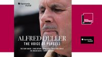 Sortie CD : The Voice of Purcell - Alfred Deller