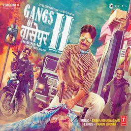 """Pochette de l'album """"BOF / Gangs of Wasseypur 2"""" par Bo/Gangs Of Wasseypur"""