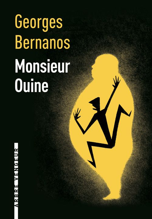 """François Angelier choisit """"Monsieur Ouine"""" pour """"1 livre, 1 jour"""""""