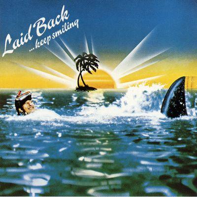 """Pochette de l'album """"Laid back : Keep smiling"""" par Laid Back"""
