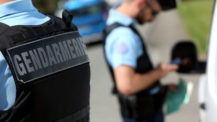 L'homme s'est vu notifier la rétention de son permis de conduire.