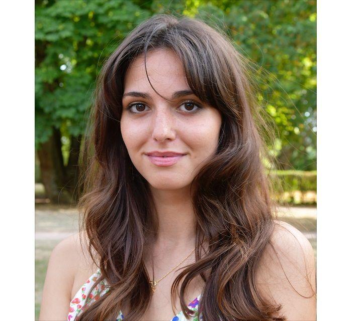 Coraline LERASLE (19 ans) l'une des tourangelles finalistes