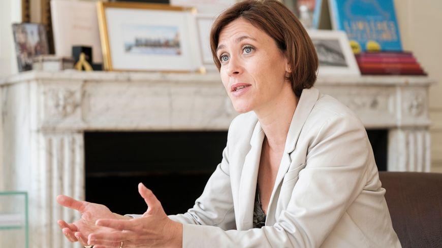 Christelle Dubos, secrétaire d'Etat aux solidarités et à la santé