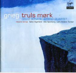 Cello Sonata in A minor Op. 36 / I. Allegro agitato - TRULS MORK