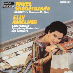 Shéhérazade  : La flûte enchantée - ELLY AMELING