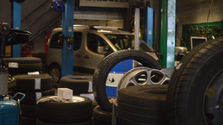 Le montage de pneus hiver ne sera pas obligatoire au 1er novembre (illustration)