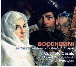 Quintette à cordes n°60 en Ut Maj op 30 n°6 G 324 : Los manolos/Passa calle - ECKART RUNGE