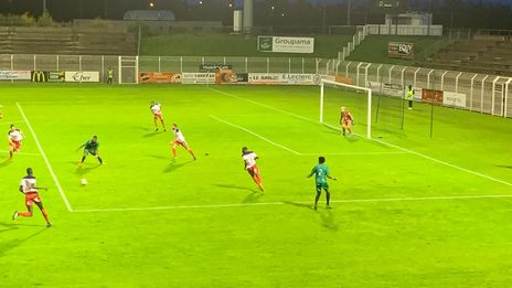 Football National 2 : Le Bourges Foot s'incline logiquement chez lui 1 à 0 face à Bergerac