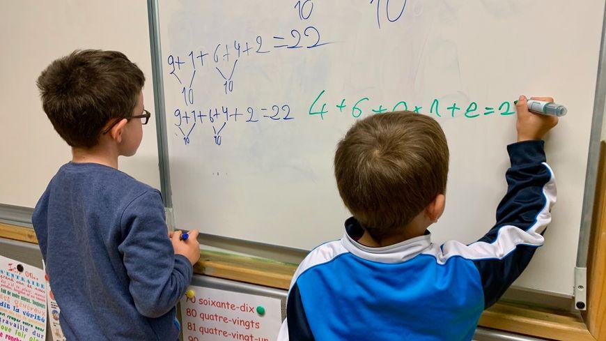 Les évaluations effectuées en CP et en CE1 ont révélé que de nombreux élèves, en Dordogne, avaient des difficultés en mathématiques
