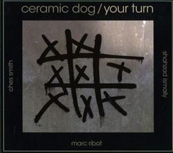 Take 5 - CERAMIC DOG
