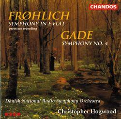 Symphonie en Mi bémol Maj op 33 : IV. Rondo: Allegro