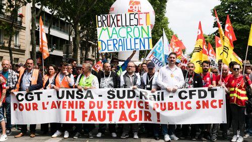 SNCF : droit de retrait ou droit de retraite ?