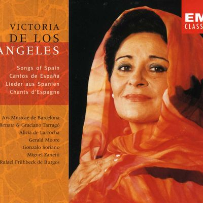 VICTORIA DE LOS ANGELES  GONZALO SORIANO sur France Musique