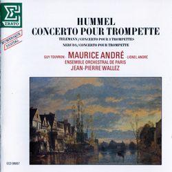 Concerto en Ré Maj pour 3 trompettes 2 hautbois et orchestre : Vivace - MAURICE ANDRE