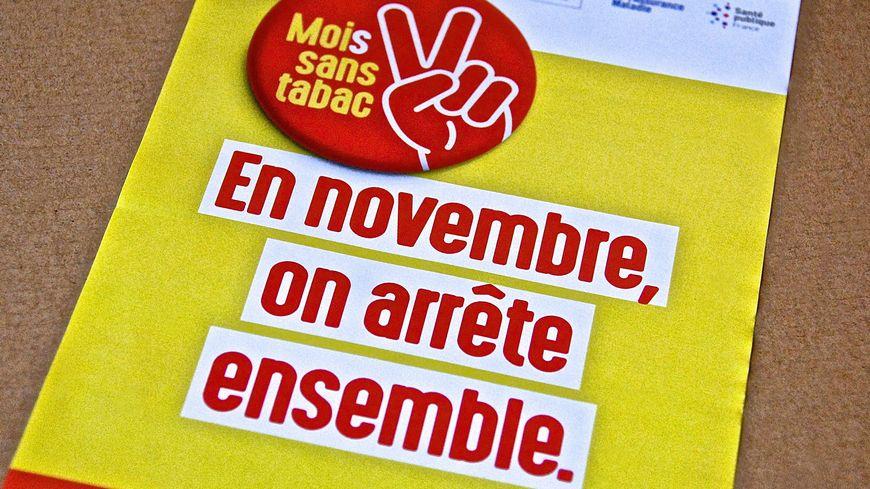 L'affiche de la quatrième édition du Mois sans tabac