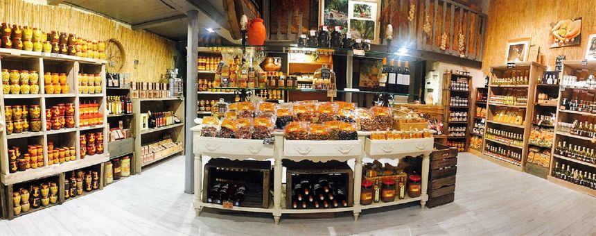 Le meilleur de l'italie dans quelques mètres carrés