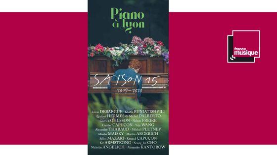 Festival Piano à Lyon