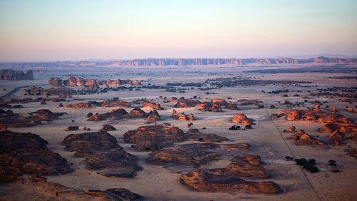 Al-'Ulâ arrachée des sables ?