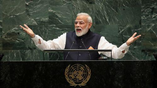 Asie : les nouveaux hommes forts (3/4) : Narendra Modi : le gourou du nationalisme hindou