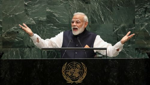 Épisode 3 : Narendra Modi : le gourou du nationalisme hindou