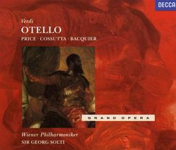 Otello : Mia madre aveva una povera ancella (Acte IV Sc 1) Desdemona - CARLO  COSSUTTA