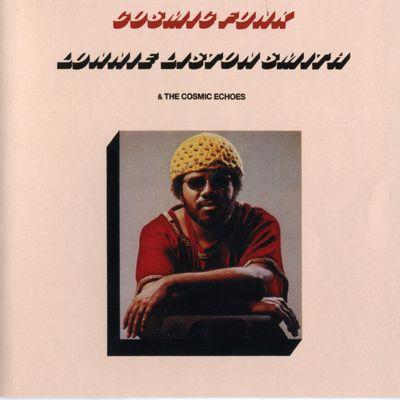 """Pochette de l'album """"Cosmic funk"""" par Lonnie Liston Smith"""