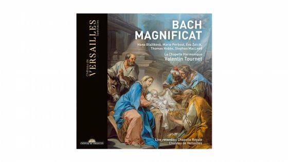 Bach : Magnificat par Valentin Tournet et sa Chapelle Harmonique