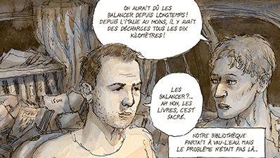 """Nicolas de Crécy : """"A vingt ans, j'étais accroché à ma table à dessin, il me fallait aller voir le monde"""""""