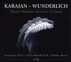 Te Deum en Ut Maj WAB 45 : In te Domine speravi - pour solistes choeur mixte orchestre et orgue - FRITZ WUNDERLICH