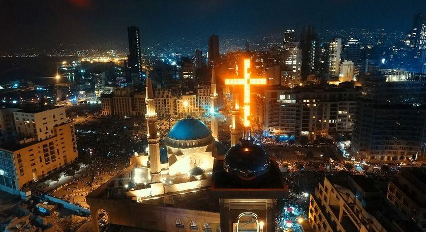 Les manifestations au Liban analysées sous le prisme des ...